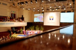 Dundee graduation ceremony