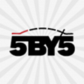 5by5 Studios logo