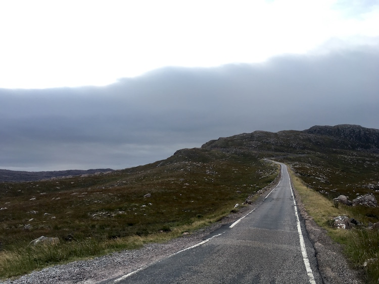 Bealach na Ba the north side