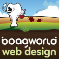 Boagworld Podcast logo